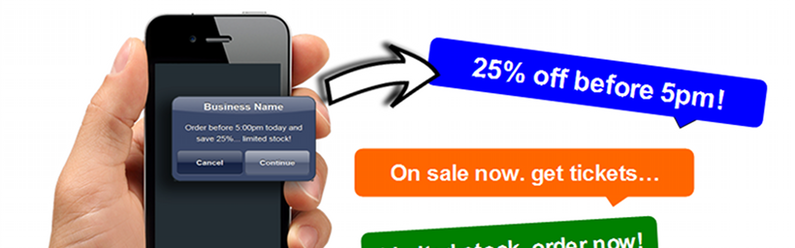 Fare mobile marketing con le notifiche push