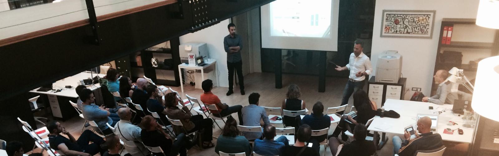 Mobile Development e Mobile Security – Lo Storify e le slide del nostro terzo workshop #OpenIQUII