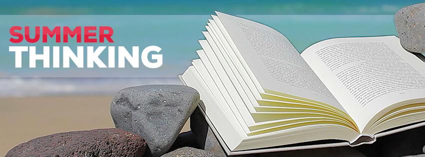 I nostri consigli di lettura con i libri per l'Estate 2014 – Buon #SummerThinking