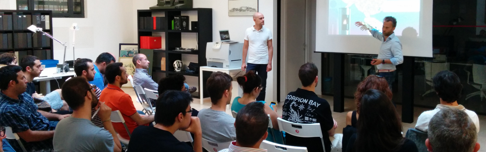 Wearable e Internet of Things – Lo storify e le slide del nostro quarto workshop #OpenIQUII