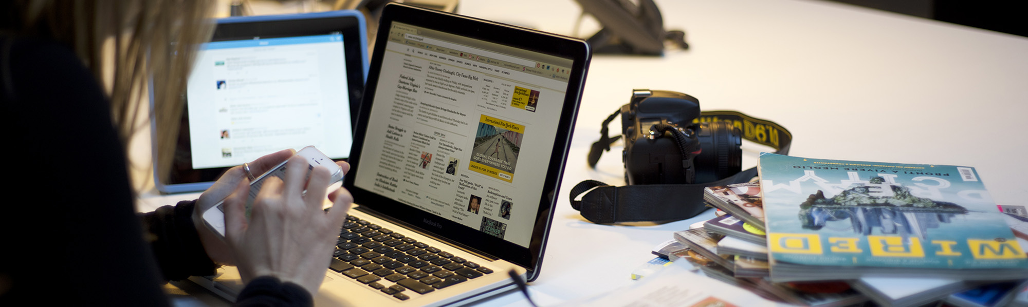 Web Editing: come evolve il giornalismo nell'era digitale