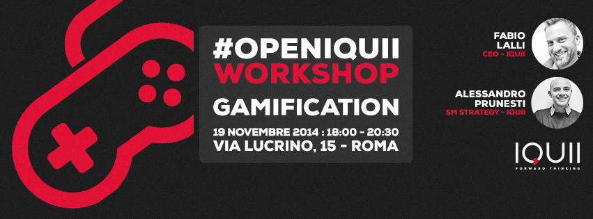 #openIQUII Gamification
