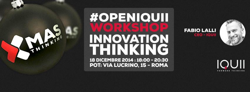 openIQUII - Innovazione
