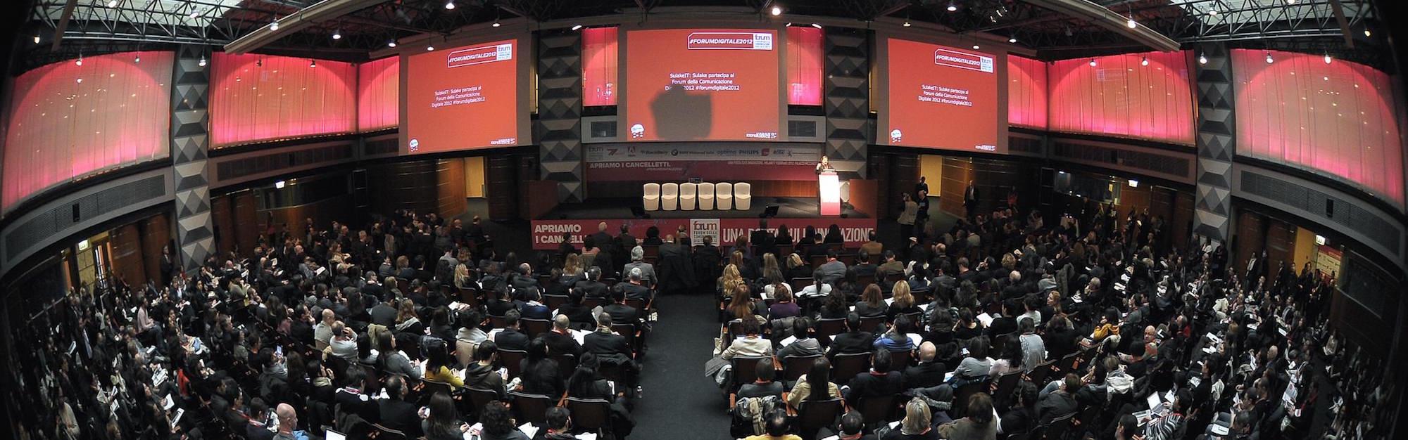 IQUII diventa Innovation Technology Partner di Comunicazione Italiana per migliorare la User Experience degli eventi