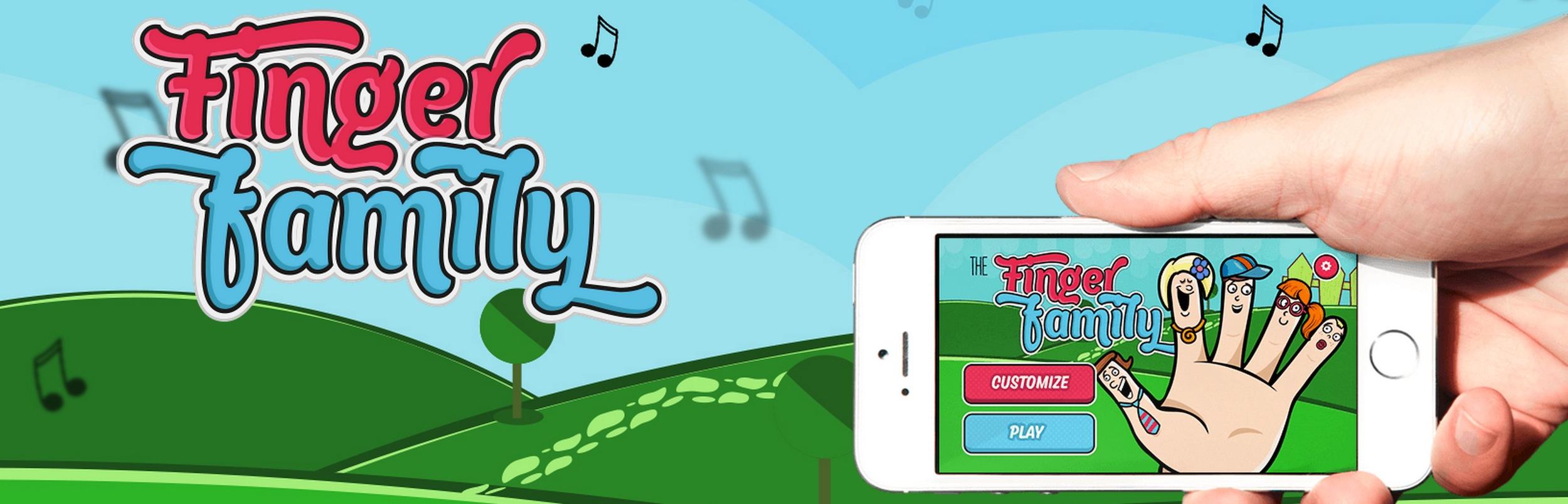 The Finger Family: la nuova app di edutainment per imparare l'inglese con mamma e papà