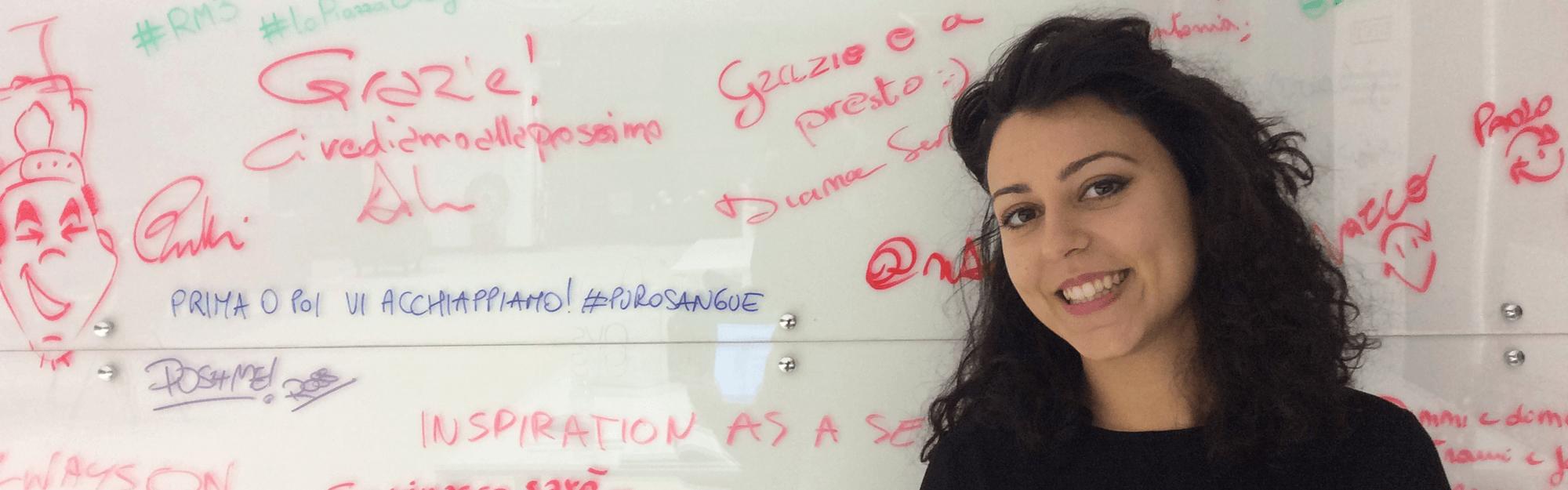 IQUII Careers: Antonella Festa racconta la sua esperienza