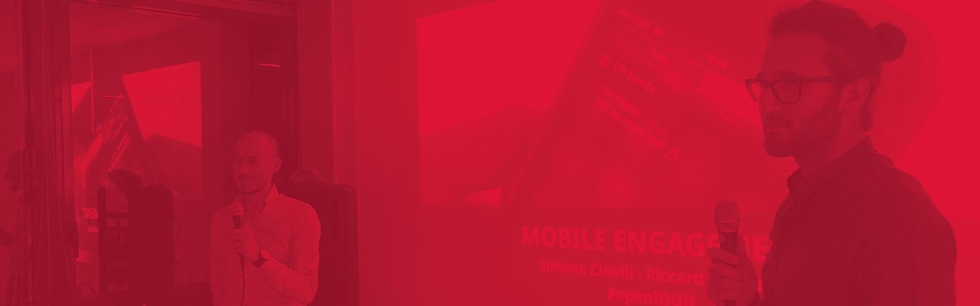 Mobile Engagement e promessa di valore – #openIQUII