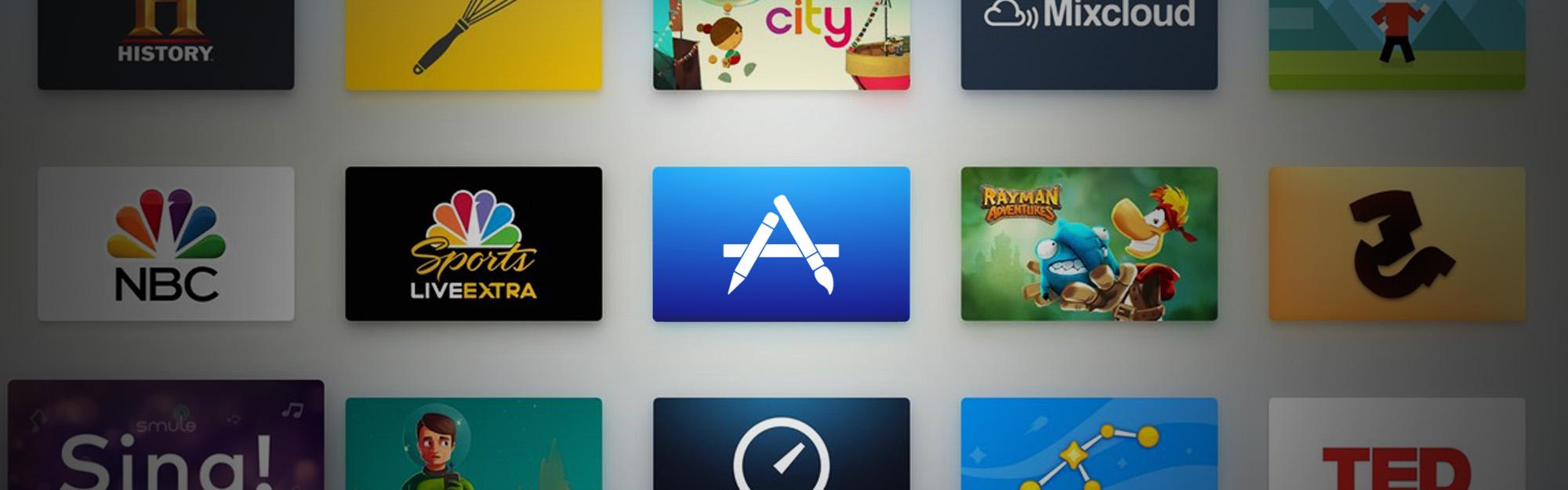 App Store per Apple TV: statistiche e numeri dei primi 6 mesi di vita
