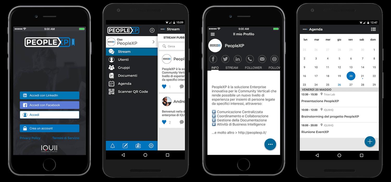 PeopleXP - il framework per App Community