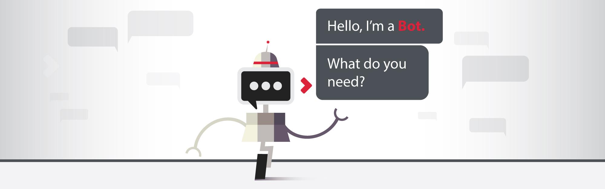 Bot per il business: esempi, concetti e best practice dei chatbot delle aziende in vari mercati [WHITEPAPER]