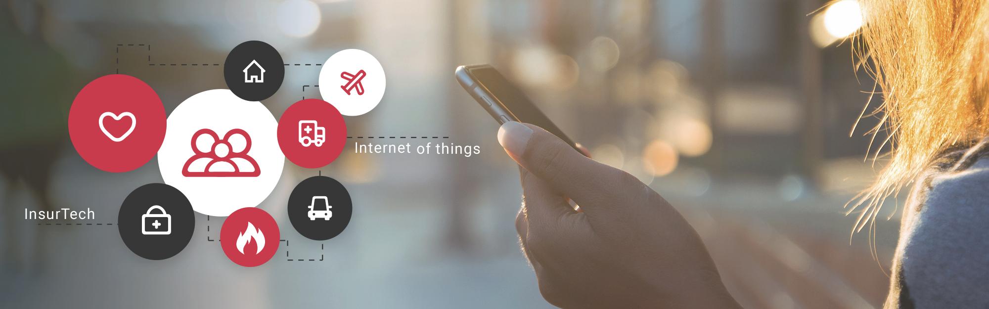 Insurtech e IoT: gli oltre 20 miliardi di device connessi aprono nuovi business alle assicurazioni (e non solo)