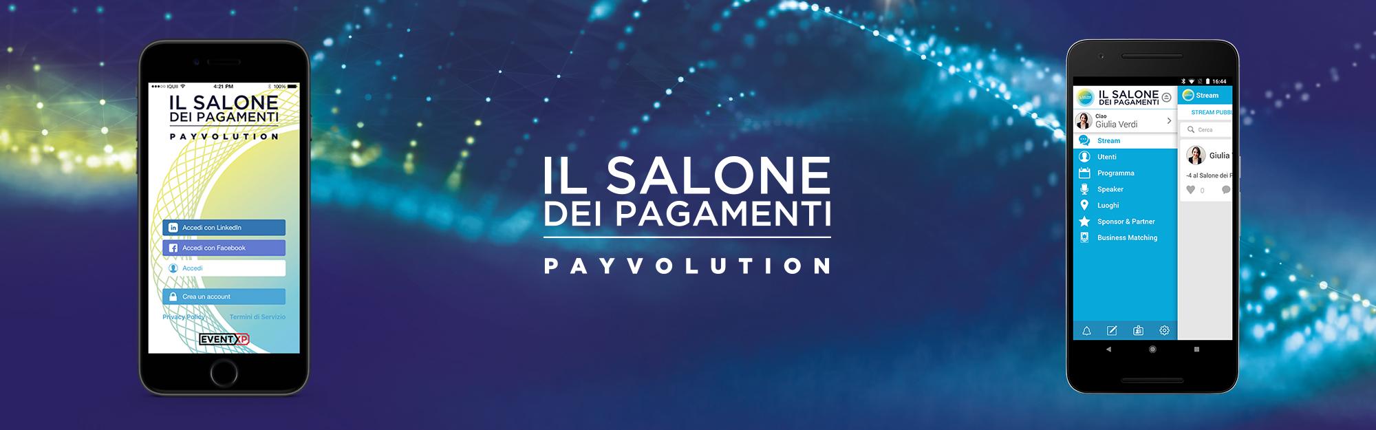"""IQUII rivoluziona l'esperienza evento de """"Il Salone dei Pagamenti"""" con EventXP: il salone da vivere in un'app"""