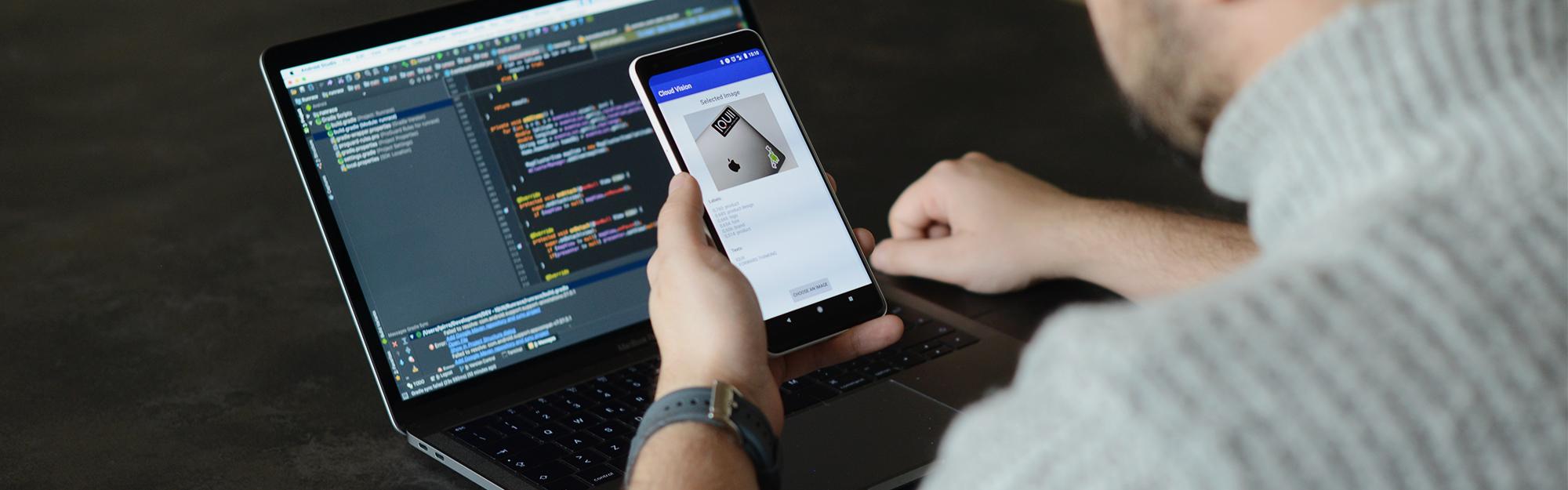 Google Cloud Vision API e Image Recognition: cos'è e come integrarla nella tua app mobile
