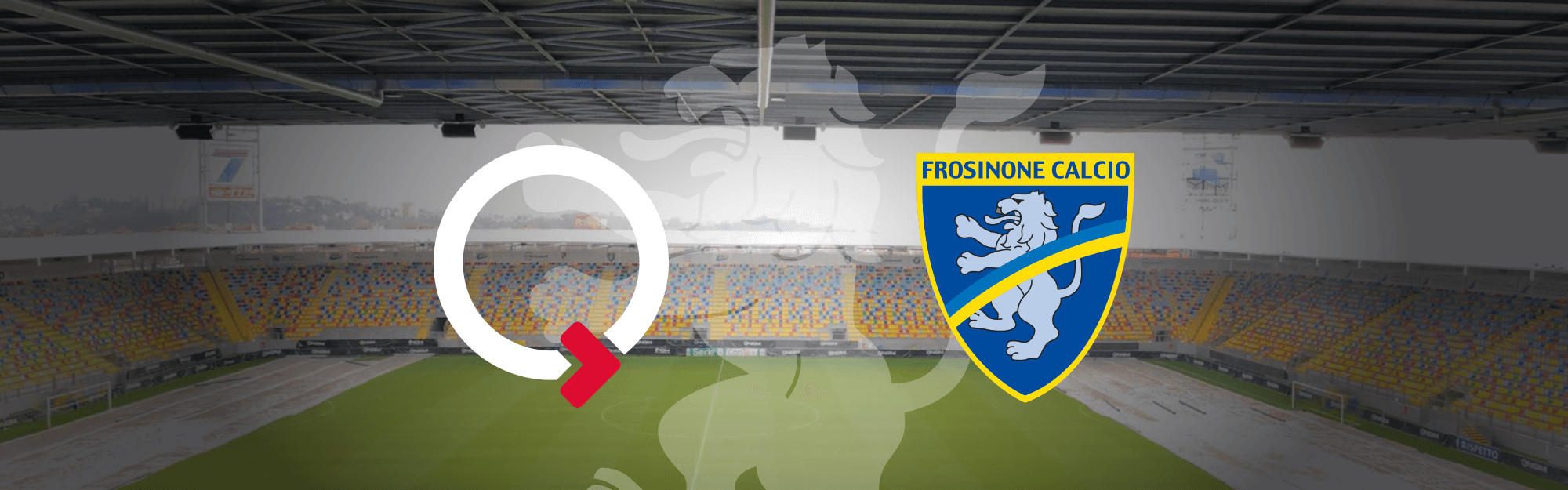Il Frosinone Calcio sceglie IQUII come Official Digital Partner