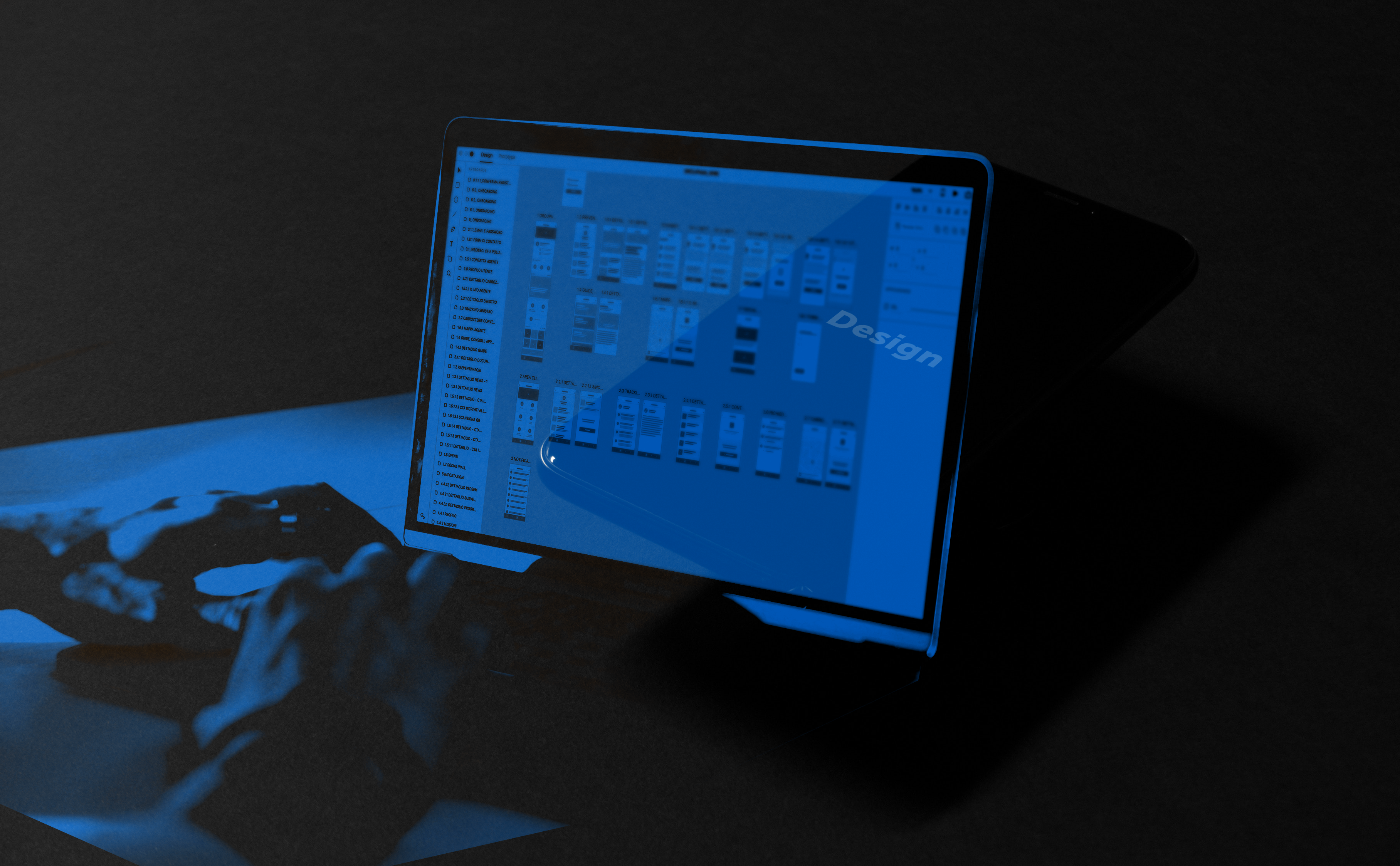 IQUII - Designing App Experience
