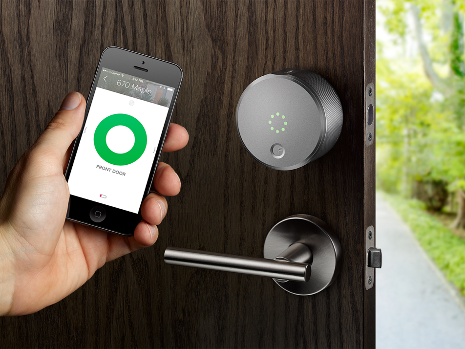 IQUII - Smart Home - August Smart Lock