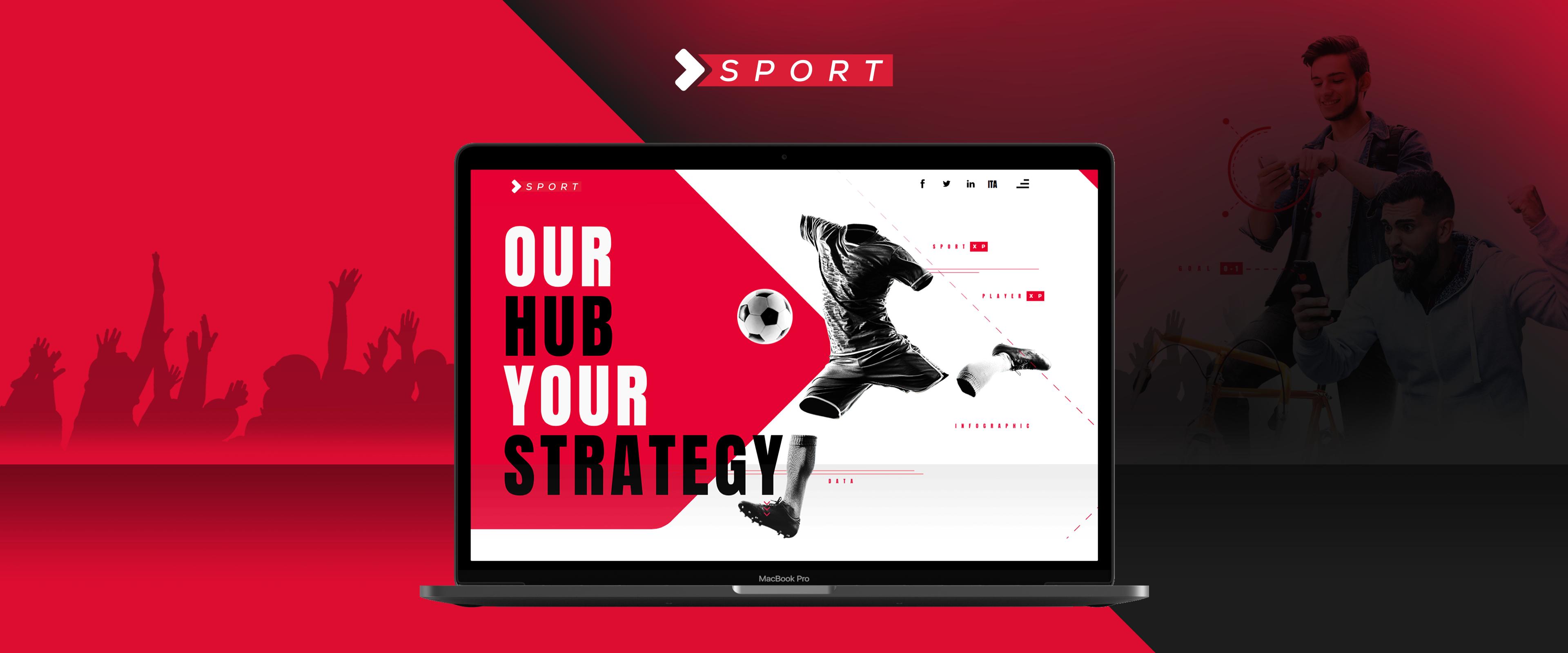 IQUII Sport accelera la Sport Digital Transformation: online il nuovo sito della Business Unit