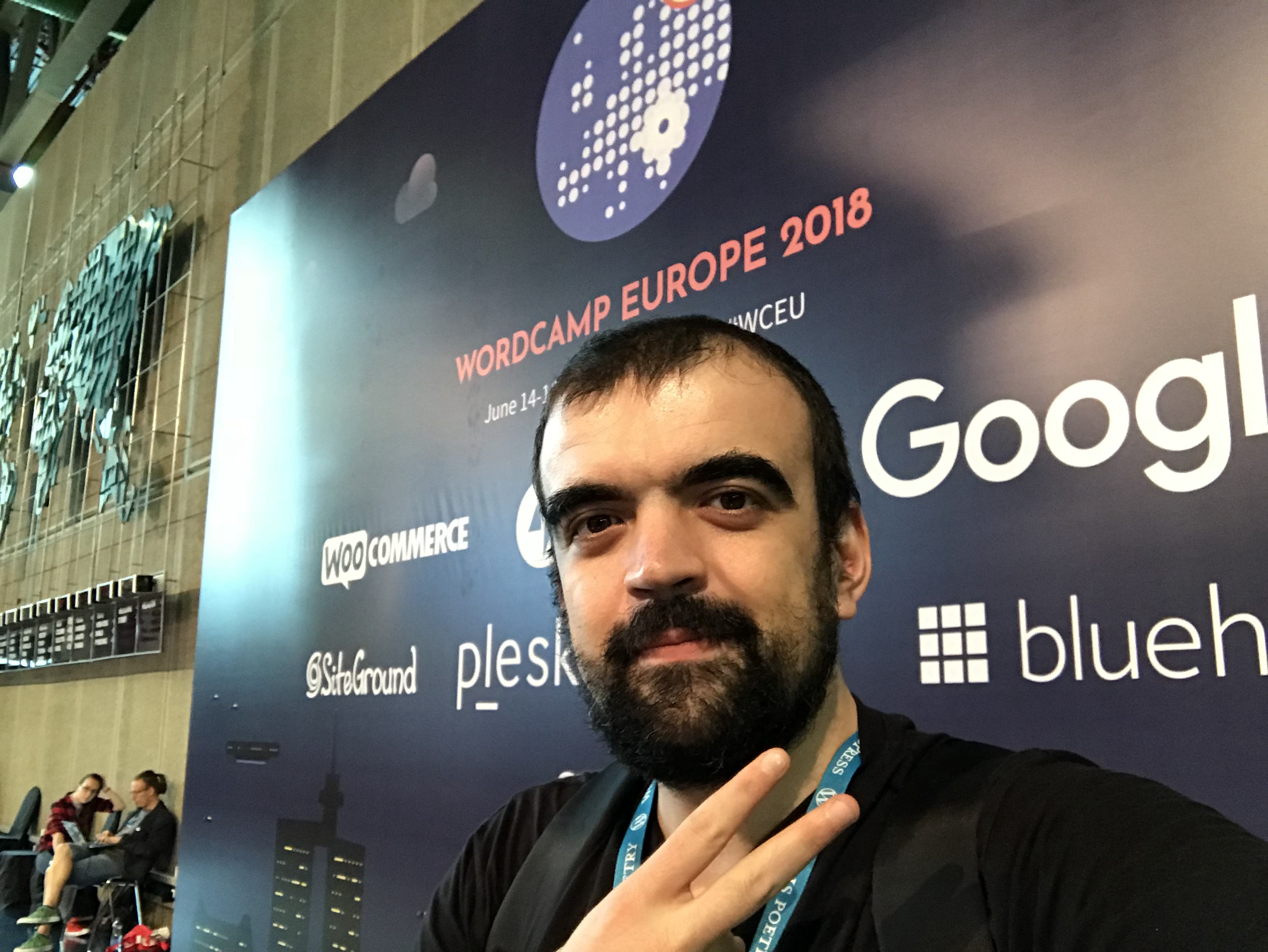 IQUII - WordCamp Europe 2018