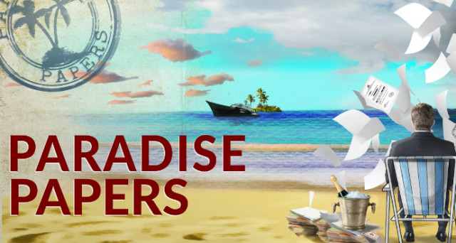 IQUII - Paradise Papers - Big Data Analytics