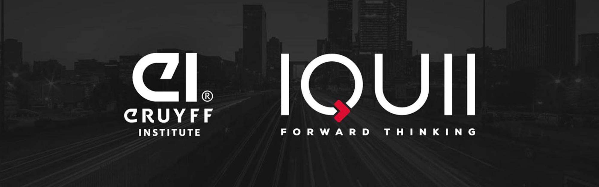 Johan Cruyff Institute ed IQUII stringono la partnership per l'evoluzione della Sport Industry, tra formazione e business