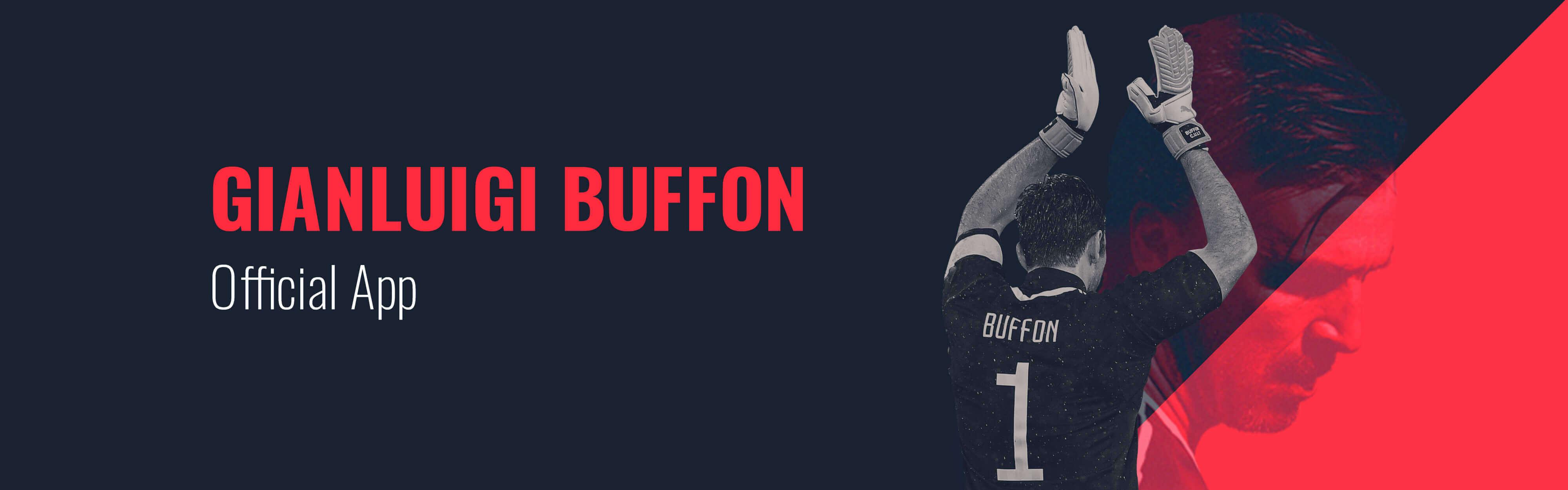 IQUII Sport lancia la nuova Official App di Gianluigi Buffon