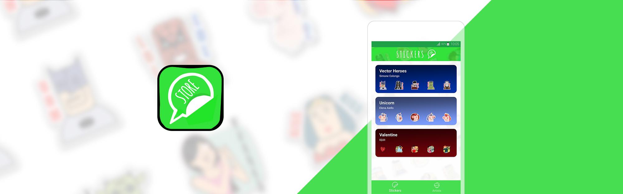 IQUII lancia Sticker Store, la piattaforma dedicata ai designer di sticker per WhatsApp