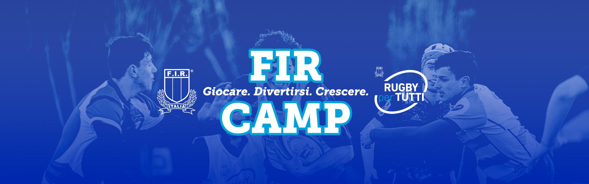 """IQUII è Media partner della Federazione Italiana Rugby per la prima edizione dei """"FIR Camp"""""""