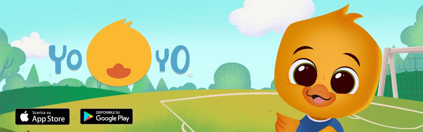 """""""YoYo: Soccer Saga"""": IQUII entra nel mercato del gaming, partendo dall'edutainment per kids e sport"""
