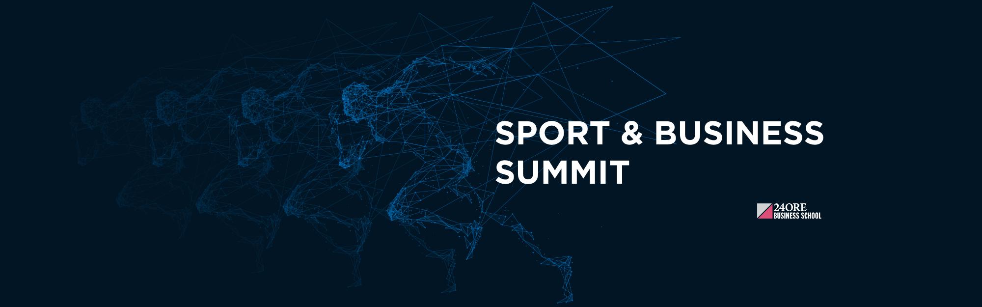 """Sport & Business Summit 2019, interviene il CEO IQUII Fabio Lalli: """"Il dato è il nuovo petrolio della sport industry"""""""