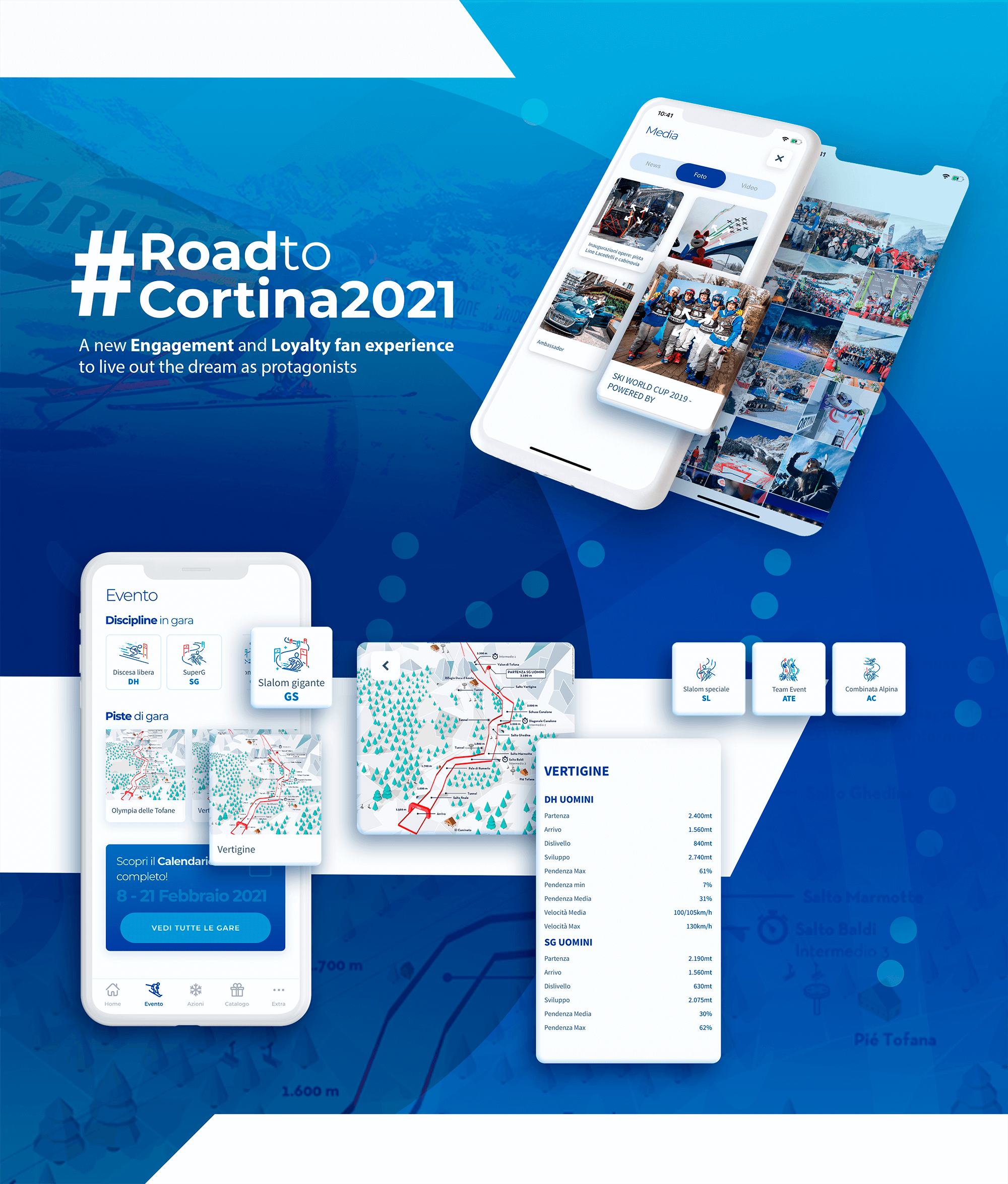 #roadtoCortina2021