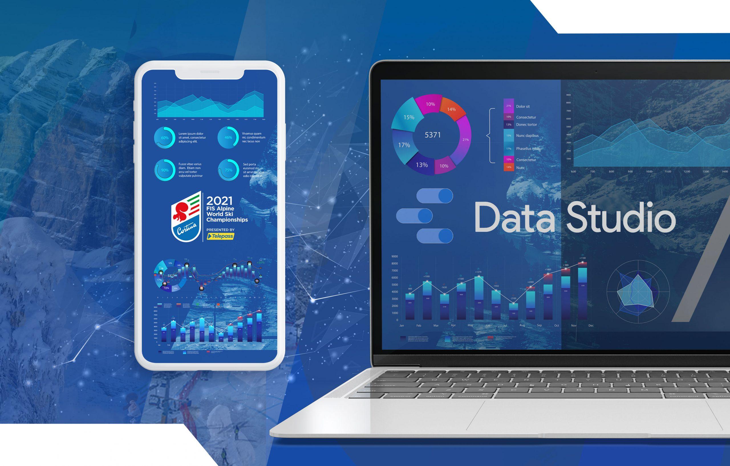 CORTINA | GOOGLE DATA STUDIO