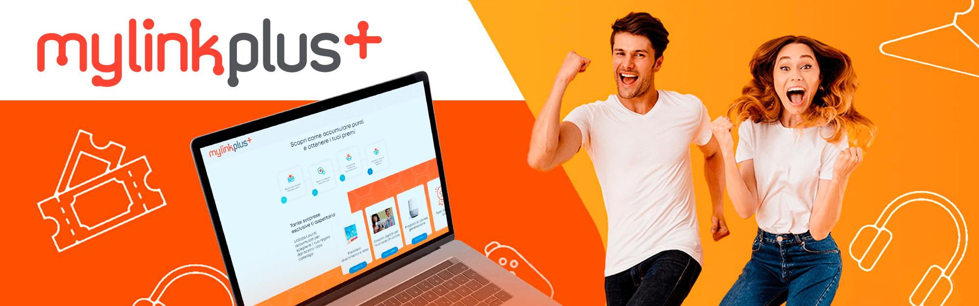 Linkem lancia MyLinkPlus: il programma di engagement e loyalty rivolto ai clienti realizzato in collaborazione con IQUII