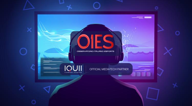 IQUII e OIES insieme per la seconda edizione dell'Esports Legal Forum