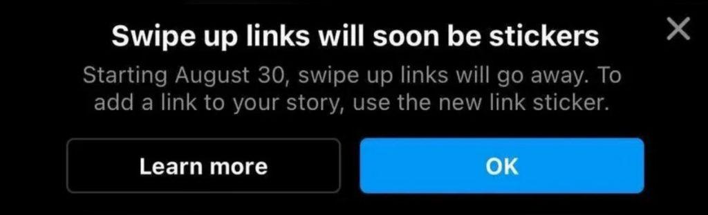 Instagram-link-Sticker-notice