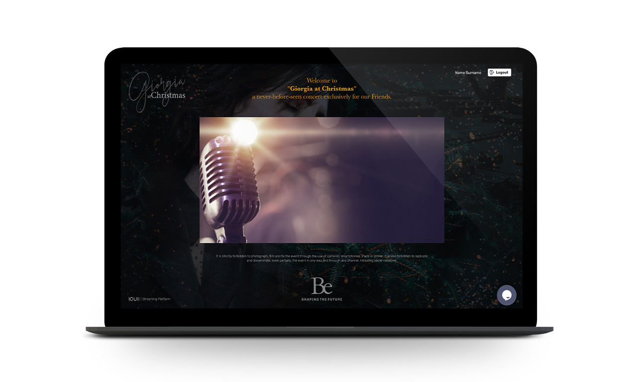 Virtual Media Hub - Concerto Natale