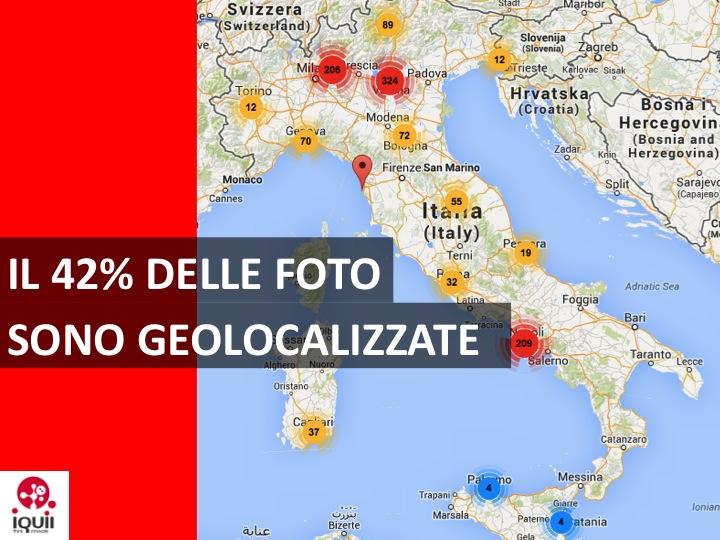 localizzazione foto su instagram squadre serie a ricerca iquii