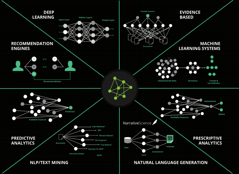 Artificial intelligence ecosystem